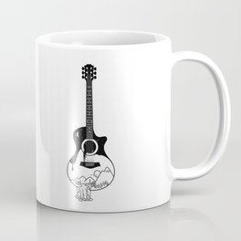 The intriguing sounds of nature Coffee Mug