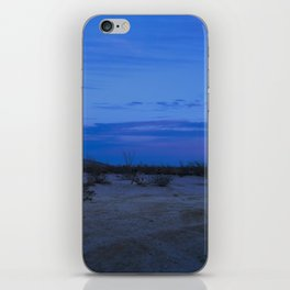 Anza Borrego Sunset iPhone Skin