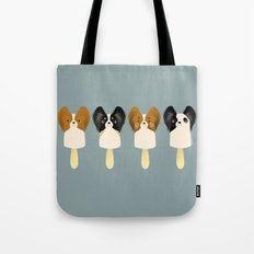 Papsicles Tote Bag
