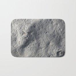 Rock Face Style Bath Mat