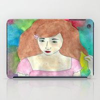 lolita iPad Cases featuring Lolita by Mikayla Wahl
