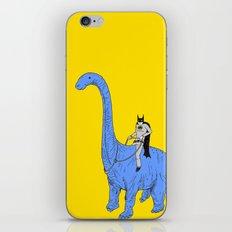 Dinosaur B iPhone Skin