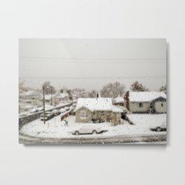 7th & Pine Metal Print