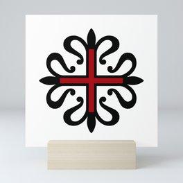 Montesa Cross Mini Art Print