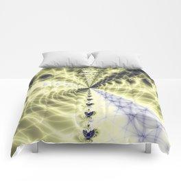 Fractal Bridge Comforters