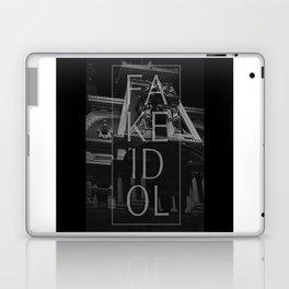 Fake Idol Laptop & iPad Skin