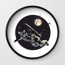 Cosmonauta Wall Clock