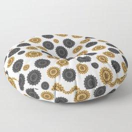 Gol Sun Floor Pillow