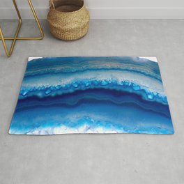 Agate layer cake Rug