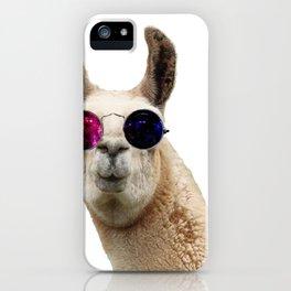 nebula glases iPhone Case