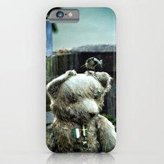 Clever little bird iPhone 6 Slim Case
