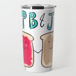 PB & J Travel Mug