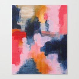Improvisation 66 Canvas Print