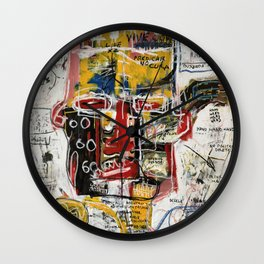 Deleted Zone Wall Clock