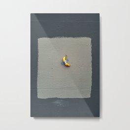 $120,000 Banana Art Installation Metal Print