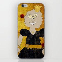 Princess Mayzee (Princess Monsters A to Z) iPhone Skin