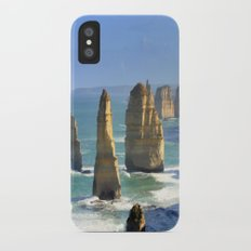 Rock Formations iPhone X Slim Case