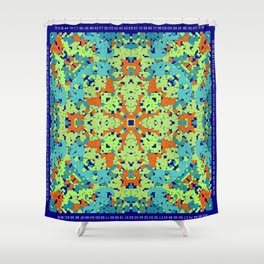 """Spring"" series #7 Shower Curtain"