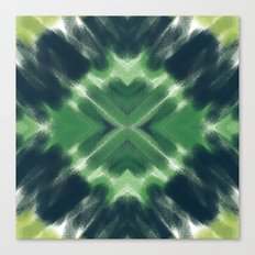 Forest Explosion Canvas Print