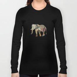 Elephant - The Memories of an Elephant Long Sleeve T-shirt