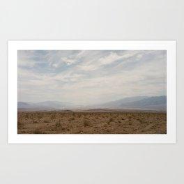 Death Valley National Park Art Print