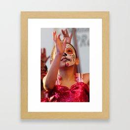 Tiny Dancer Framed Art Print