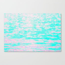 *arpeggiated ambient synth playing* Canvas Print