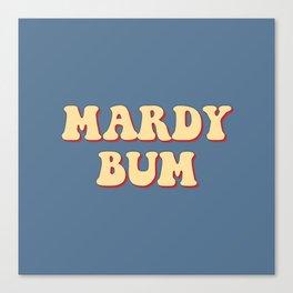 MARDY BUM Canvas Print