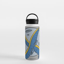 The octopus attack Water Bottle