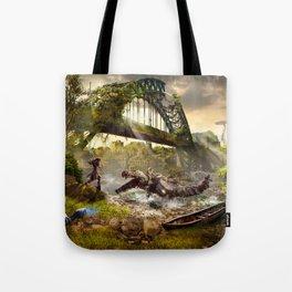 Newcastle [Horizon Zero Dawn] Tote Bag