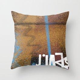 Under Moonlight Throw Pillow