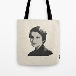 Rosalind Franklin Tote Bag