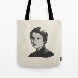 Rosalind Franklin Tote Bag