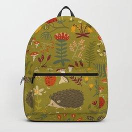 Hedgehog Meadow Backpack