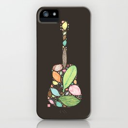 Let your Guitar Sing B-Side iPhone Case