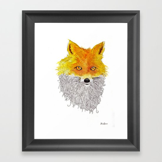 The Mayor Framed Art Print