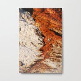 borderline Metal Print