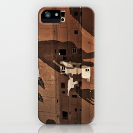 Cairo Ghosts iPhone Case