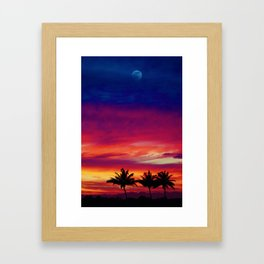 Isla Holbox, Mexico Framed Art Print