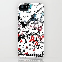 Say Aaaaaa... iPhone Case