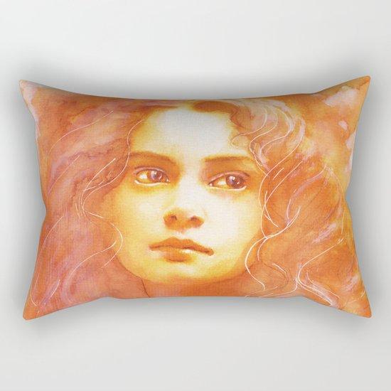 Days with endless wonder Rectangular Pillow
