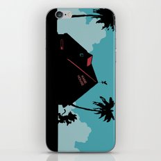Kame House iPhone Skin
