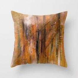 Acryl-Abstrakt 45  Throw Pillow