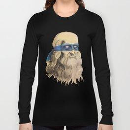 Leo TMNT Long Sleeve T-shirt