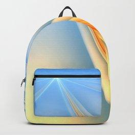 The Blinding Light of Day Backpack