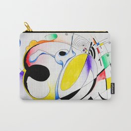 Shapes-1 Carry-All Pouch