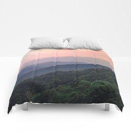 Smoky Mountain National Park III - 98/365 Nature Photography Comforters