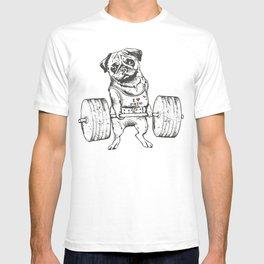 Pug Lift T-shirt