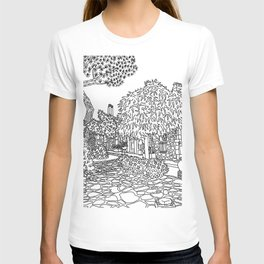 Snapshot in Collioure, France T-shirt