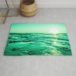 Green Sea Rug
